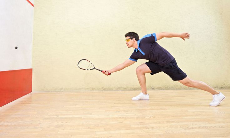 Solo Squash Drills – How To Play & Practise Squash Alone