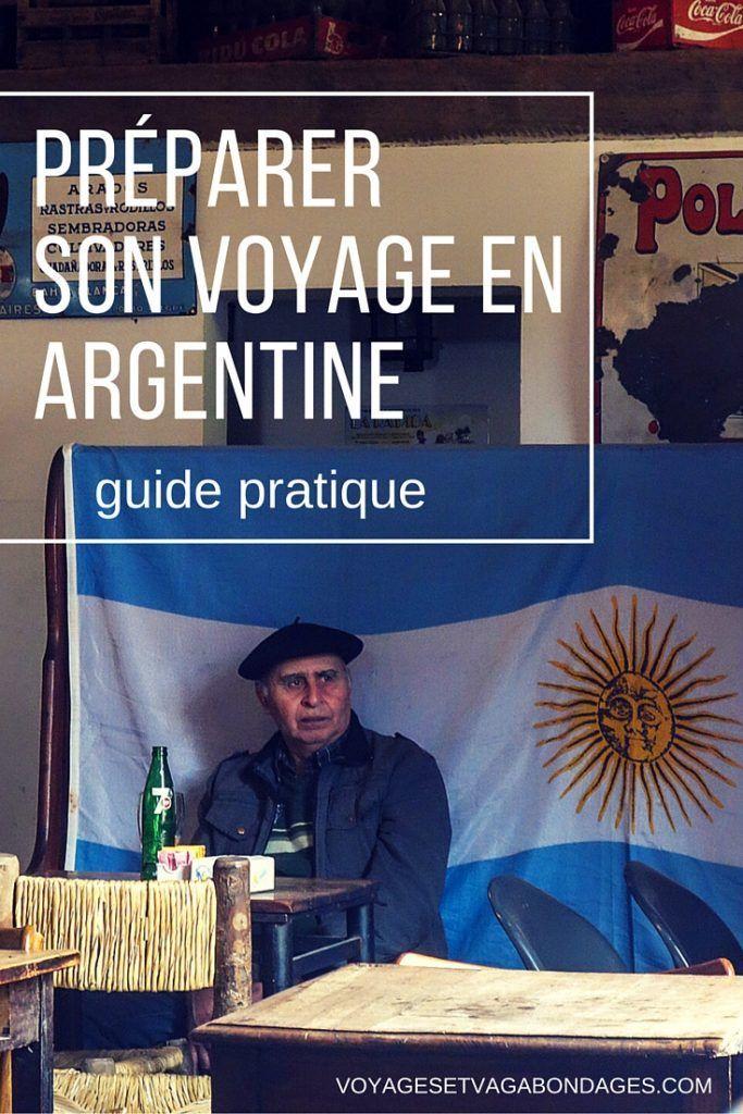 Préparer son voyage en Argentine: un guide pratique complet après avoir vécu… #Argentine #Guide #Voyage #Information #Préparation #Découvertes