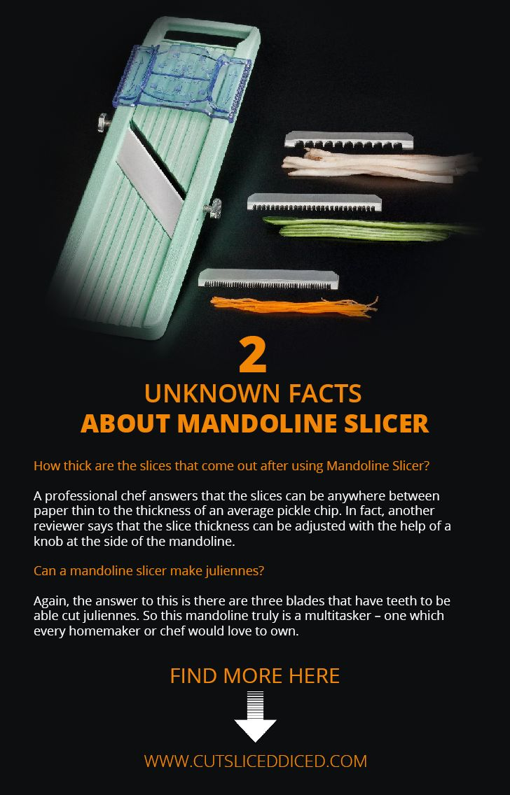 5 Top Mandoline Slicer Reviews: Make The Right Choice! http://www.cutsliceddiced.com/5-top-mandoline-slicer-reviews-make-the-right-choice