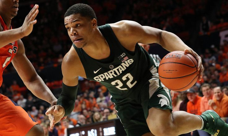 Harper: The Draymond Green-Miles Bridges comparison is there for a reason = The comparison of Miles Bridges to Draymond Green can't be avoided. Both played college ball at Michigan State. Both players are 6-foot-7 and orbiting 230 pounds. Bridges projects to be a versatile player on both ends of the floor, which satisfies the quest for a Draymond-esque, do-it-all forward the Golden State Warriors have helped make so popular once again. However, there are two big differences in…..