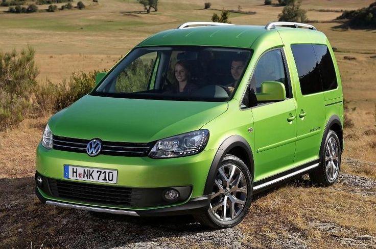 Volkswagen Cross Caddy engine