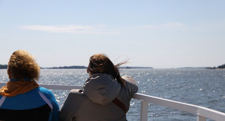 Guided Day Trips into the Finnish Archipelago  http://www.kontikifinland.com/holidays/destination/1194732/helsinki-archipelago/helsinki-archipelago-tour-cruise-and-fine-dining-dinner-island-to-table-experience