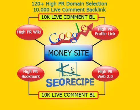 High PR Backlink Services for $15 - SEOClerks