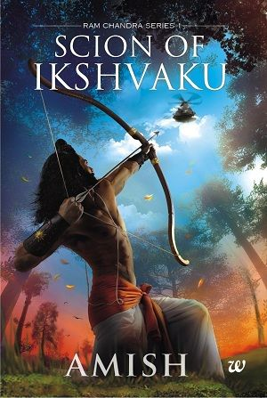 PreOrder Link for an exclusive offer! Trailer, cover art and everything you want to know about Amish Tripathi's latest book! #ScionOfIkshVaku #AmishTripathi #Amish
