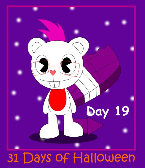 31 Days of Halloween - Day 19 by AnimalComic96 on deviantART