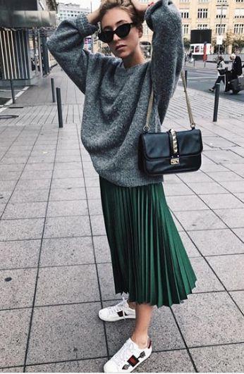 La jupe longue – #jupe #La #longue