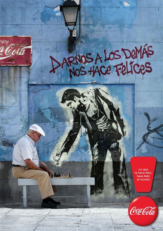 Coca-Cola - Sr y Sra S