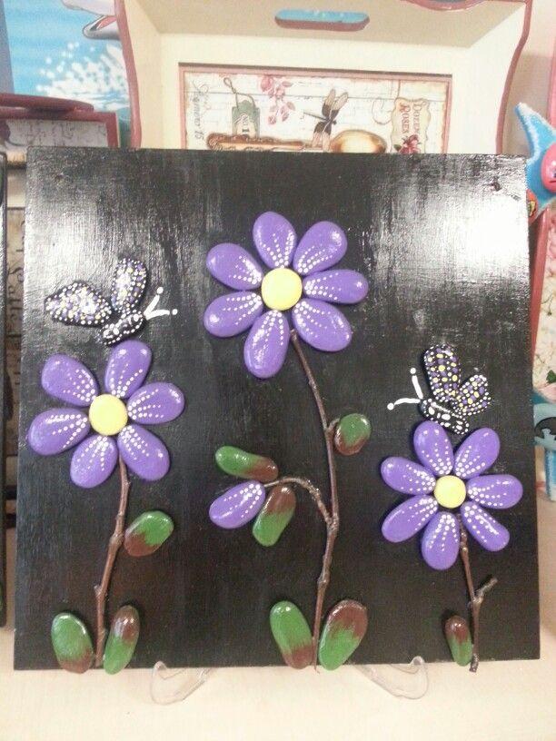 Taş çiçek