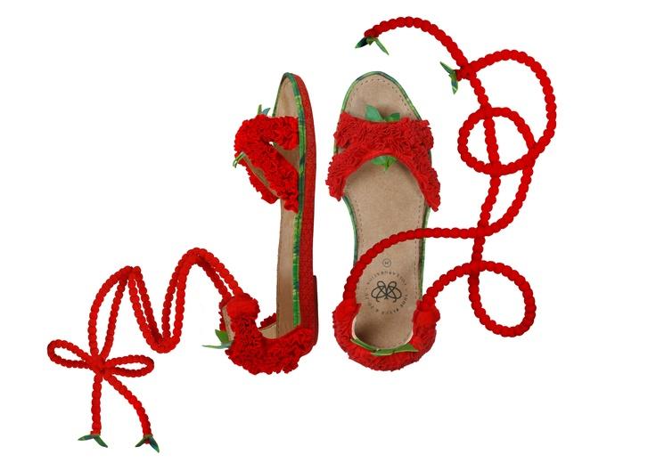 Po-Zu & shoe fleur