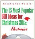 The 15 Most Popular Gift Ideas for Christmas 2013: Electronics