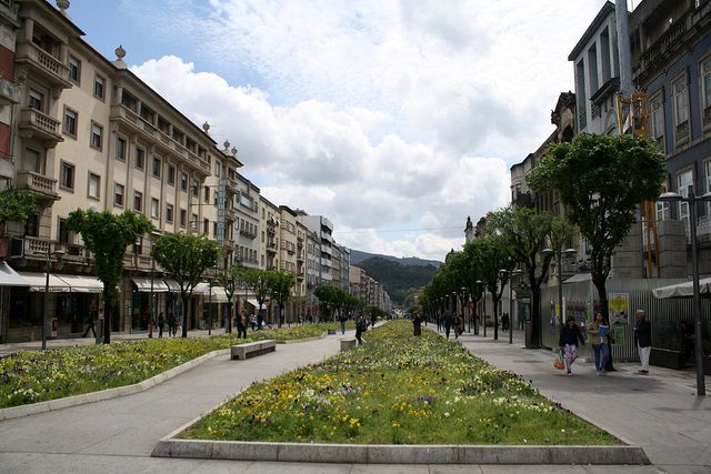 Braga: City Center