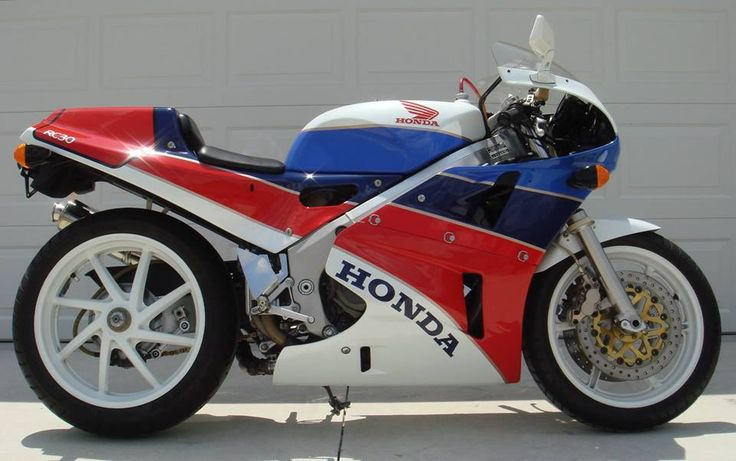 Exceptional 1990 RC30