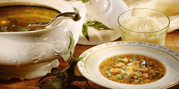 Síla polévky: 4 recepty na velký hlad