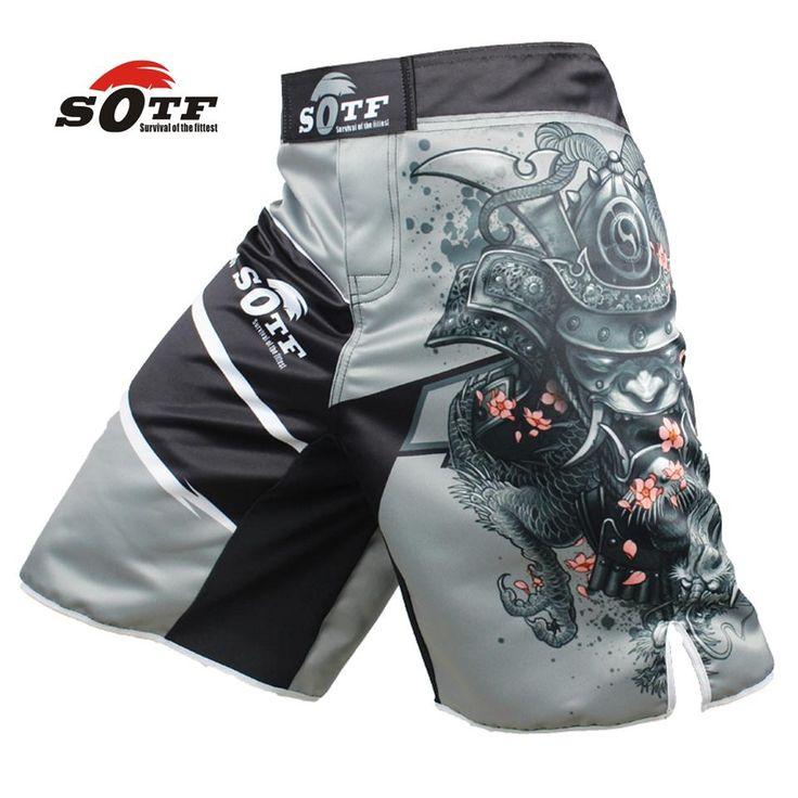 Tiger Muay Thai Technical performance Falcon MMA shorts