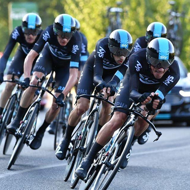Vuelta a Espana 2016 Stage One- TTT.