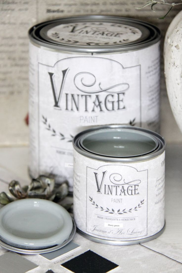 ricolora la tua casa con la Vintage Paint chalk paint - 700 ml e 100 ml - www.vintagepaint.it