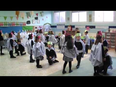 Baile medieval Ed. Infantil - AgustinasVa - YouTube