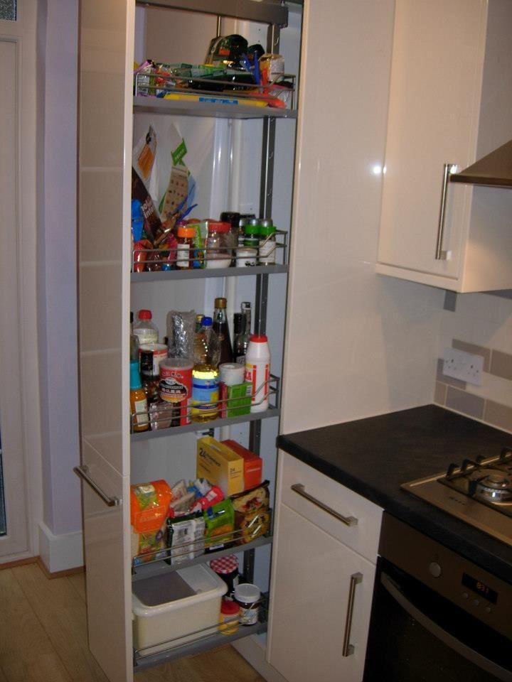 This shows the pull out larder unit which is ideal where space is at a premium.  http://www.ppmsltd.co.uk
