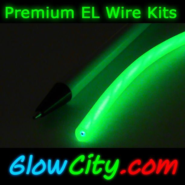21 best EL Wire - Battery Powered, Premium Quality images on ...