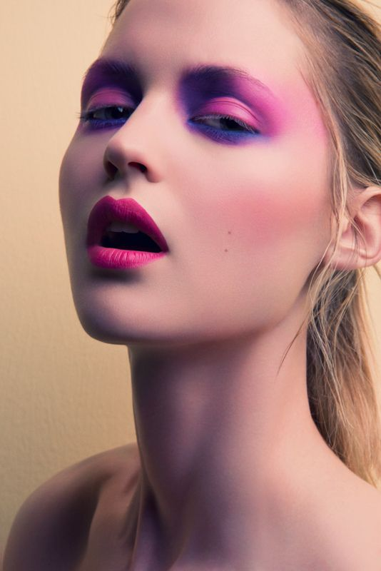 Jeff Tse Captures Bright Summer Beauty Makeup