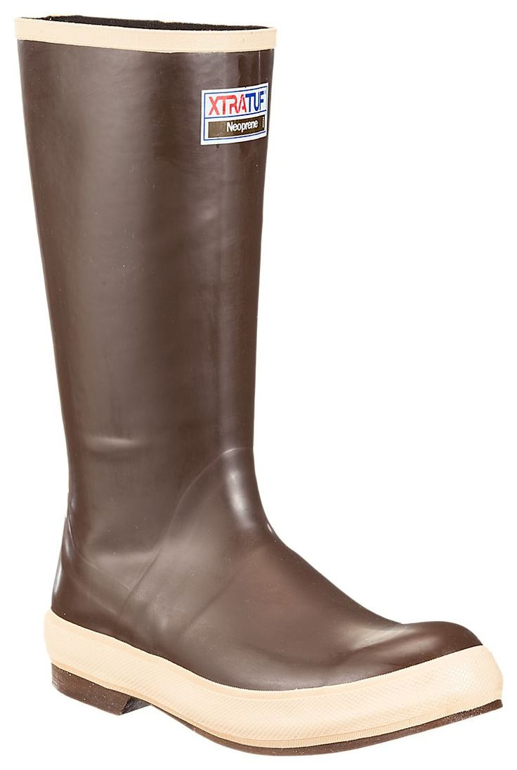 Xtratuf Legacy 15'' Rubber Boots for Men | If we move to Seattle.