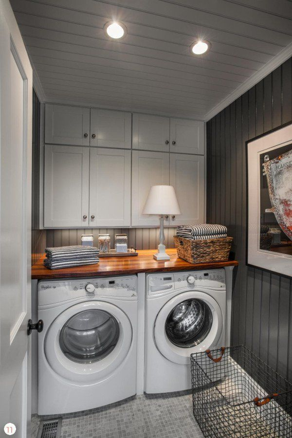Eye Candy 11 Incredible Laundry Rooms 14