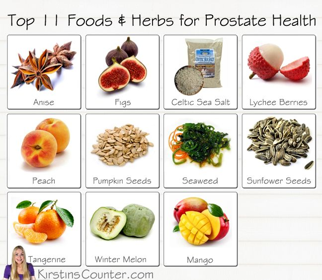Best Foods For Prostate Health