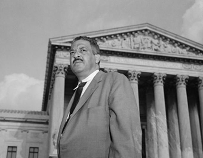 """Attorneys in the District of Columbia were not required to belong to a professional bar association in the 1950s, but the District maintained several voluntary bar associations that lawyers could choose to join. The Bar Association of the District of Columbia became known as the """"white bar,"""" while the Washington Bar Association served as the """"black bar."""" Washington has a long history of racial separation and in the Jim Crow era, mandatory segregation laws remained in force."""