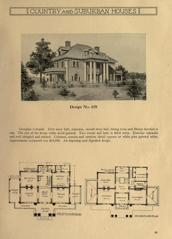 1828 Best Images About House Plans On Pinterest Dutch