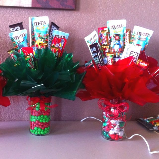 1258 best candy cookie snack baskets bokays images on for Homemade christmas candy gift ideas