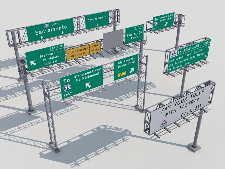Highway signs by arsa35 Signs, Sir francis, The unit