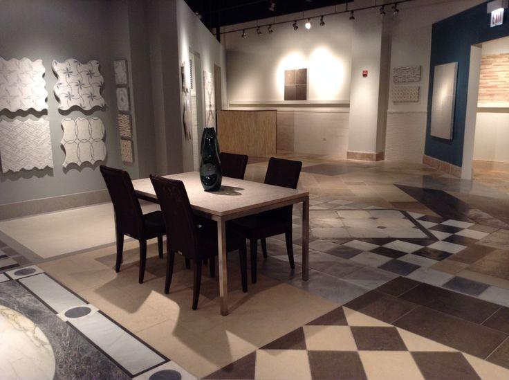 24 best showrooms displays images on pinterest showroom chicago and flooring. Black Bedroom Furniture Sets. Home Design Ideas