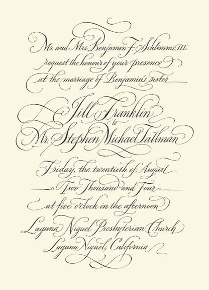 17 Best Images About Copperplate Calligraphy On Pinterest