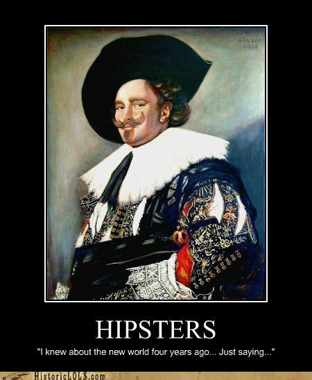 Funny Pictures History - the new world is too conformist for my taste