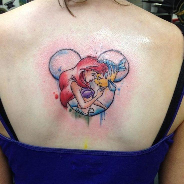 Tattoo Ideas Disney: Best 25+ Princess Tattoo Ideas On Pinterest