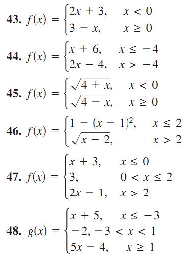 7 best Algebra 1: Unit 5 - Piecewise Function images on Pinterest