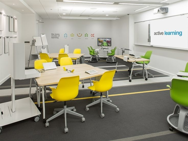 Attractive Custer Technology Installed And Engineered A Wide Variety Of Technology In  The @steelcase NeoCon Showroom