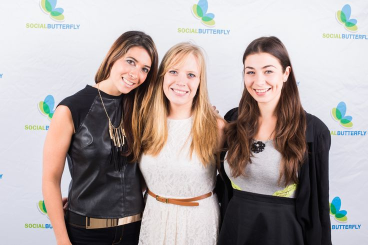 Owner of Celebrity Gifting with Lauren from Socialbutterfly and Irina