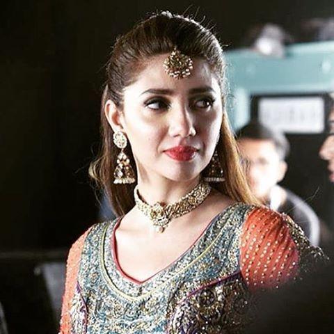 Mahira Khan...