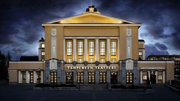Viisisataa tahtoi mukaan TT:n Les Misérablesiin - Yle Uutiset Tampere 25.5.2012