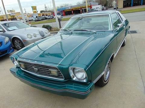 1978 Ford Mustang For Sale - Carsforsale.com