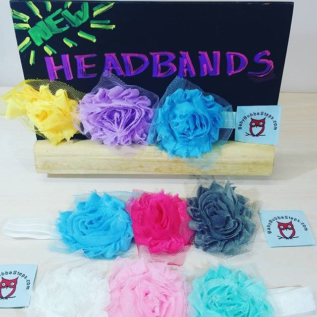 #babybubbasteps #creative #quality #handmade #handcrafted #baby #babygirl #flower #headbands #soft #pretty #brisstyle #etsy #etsyshop #etsyfinds #etsyoninstagram #greenheartfair