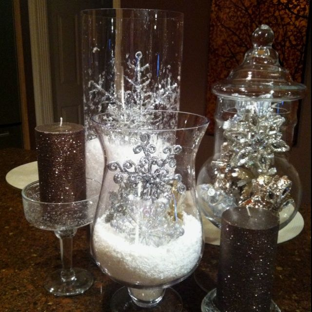Best christmas glass images on pinterest xmas