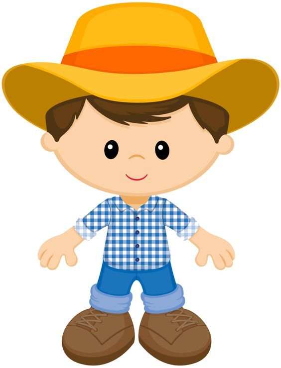 Image result for cute farmer image | Matheus | Pinterest ...
