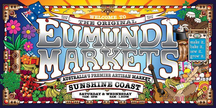 The Orginal Eumundi Markets