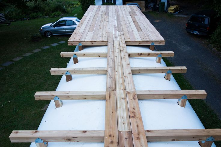 Hoop.House | School Bus Conversion Inspiration | Roof Rack