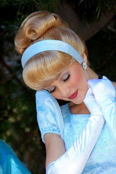 Cinderella Cinderella Face Character Cinderella Cosplay