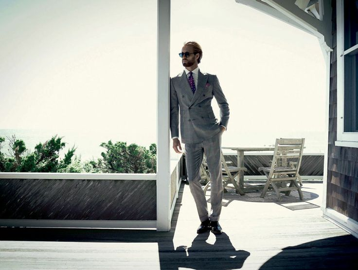 Pal Zileri x Spring Summer Collection 2014 - #VoiceOfStyle