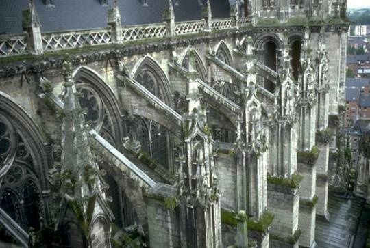 Gothic Cathedrals Pinterest Flying Buttress Gothic And Cathedrals