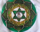 Mandala Estrela de Davi
